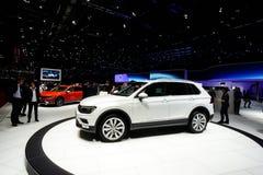 Volkswagen Tiguan fotografia stock