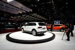 Volkswagen Tiguan immagine stock libera da diritti
