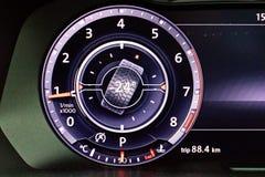 Volkswagen Tiguan 2016 Off Road Display Stock Images