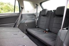 Volkswagen Tiguan 2018 Seat arrière photo libre de droits