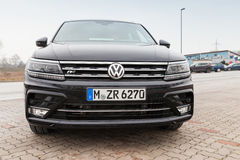 Volkswagen Tiguan, 4x4 R-Line 2017 Stockbild