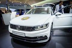 Volkswagen-Toebehoren, Motorshow Geneve 2015 Royalty-vrije Stock Foto