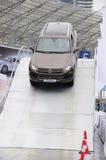 Volkswagen Touareg SUV Royalty Free Stock Photos