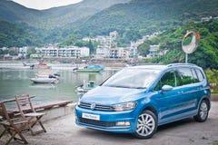 Volkswagen Touran 2016 Stock Photo