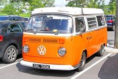 Volkswagen-Transporter Stockfotografie