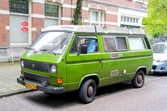 Volkswagen Transporter Royalty Free Stock Photography