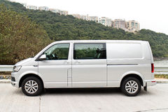 Volkswagen-Transporter 2016 Stockfoto