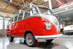 Volkswagen Transporter Stock Images