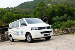 Volkswagen Transporter Stock Photos