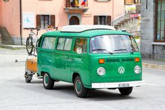 Volkswagen Transporter Royalty Free Stock Image
