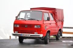 Volkswagen Transporter Stock Images