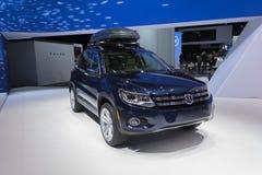 Volkswagen Tuguan Sel Stock Photo