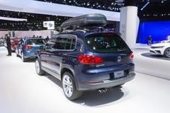 Volkswagen Tuguan Sel Royalty Free Stock Photo