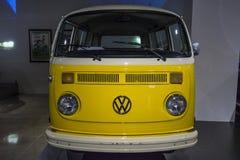 Volkswagen typ - 2 Arkivfoto