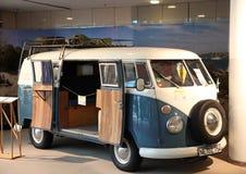 Volkswagen Type 2 camper van Royalty Free Stock Image
