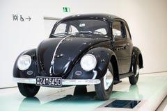 Volkswagen-Type 60 Kafer Royalty-vrije Stock Afbeeldingen