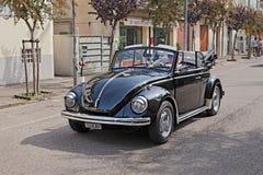 Volkswagen-Type 1 (Kever) Stock Afbeelding