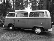 Volkswagen  Type 2 - VW Transporter T2 Stock Images
