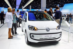 Volkswagen Up! Stock Photos