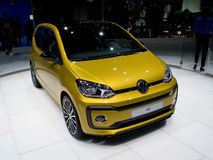 Volkswagen Up Royalty Free Stock Image