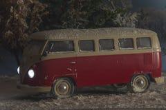 Volkswagen Van Fotos de Stock Royalty Free