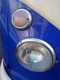 Volkswagen van headlight Στοκ Εικόνες
