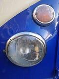 Volkswagen van headlight Στοκ Εικόνα