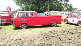 Volkswagen variationer Royaltyfri Fotografi