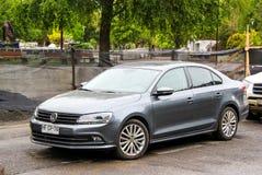 Volkswagen Vento Royalty Free Stock Photos