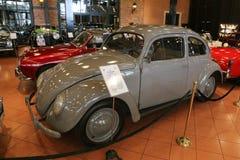 1949 Volkswagen Verdeelde Vensterkever Royalty-vrije Stock Afbeeldingen