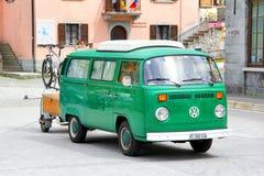 Volkswagen-Vervoerder Royalty-vrije Stock Afbeelding