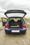 Volkswagen vw golf 4 Royalty Free Stock Photography
