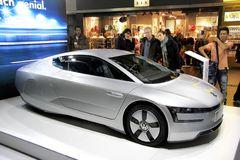 Volkswagen XL1 Stock Images