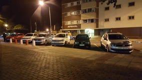 Volkswagens από κοινού Στοκ εικόνα με δικαίωμα ελεύθερης χρήσης