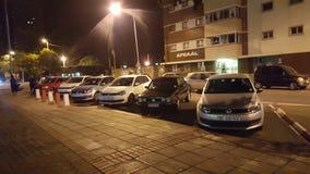 Volkswagens samen Royalty-vrije Stock Fotografie