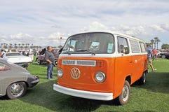 Volkswagon Microbus Royalty-vrije Stock Foto's