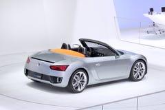Volkswagon New sports concept Royalty Free Stock Photos