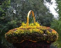 Voll von den Blumen Lizenzfreie Stockbilder