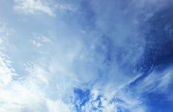 Voll von der Wolke Stockfotografie