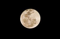 Volle maan stock fotografie