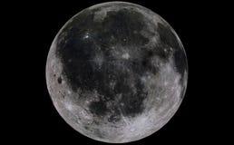 Volle maan Royalty-vrije Stock Afbeeldingen