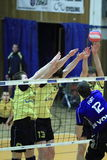 Volleball - czech extraleague Stock Photo