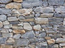 Volledig het Kaderbeeld van de granietmuur stock fotografie
