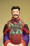 Volledig-kleurenterracotta China Royalty-vrije Stock Fotografie