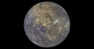 Volledig Mercury Stock Fotografie