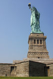 Volledig standbeeld Royalty-vrije Stock Foto's