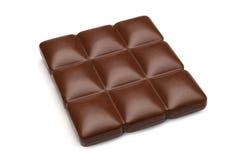 Volledige Chocolade Royalty-vrije Stock Afbeelding