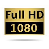 Volledige HD Royalty-vrije Stock Afbeelding