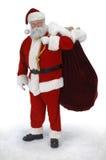 Volledige Kerstman royalty-vrije stock afbeelding