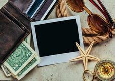 Volledige portefeuille, bundelkabel Stock Afbeeldingen
